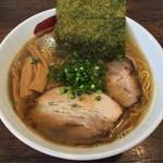 32206237 - 「魚介豚骨醤油」750円