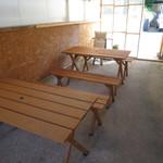 鯛喜 - 第二のテーブル席