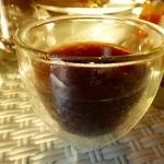 32208919 - ホットコーヒー。カップが珍しい