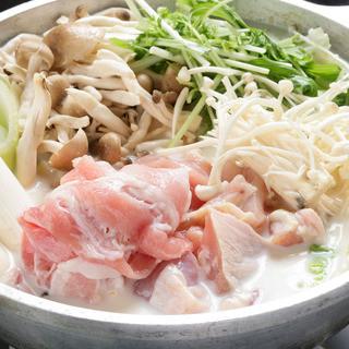 鍋の季節到来!おすすめ!『佐賀ふもと赤鶏の水炊き鍋』