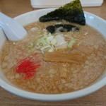 十文字家 - 料理写真:塩とんこつラーメン