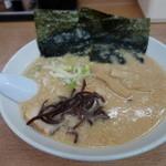十文字家 - 醤油とんこつラーメン