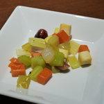 同源楼 - 野菜炒め