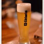 燻製と地ビール 和知 - エーデルワイス スノーフレッシュ 2014.11