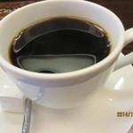 book and café gleam - ホットコーヒー、アップ!
