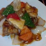 天安門 - 酢豚は美味しい!