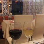 Niaribaba - 2014/10/25 グラスワイン