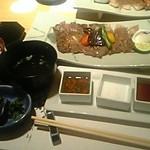 Sagami - 宮崎和牛ステーキコース