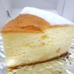 トゥレ・ドゥー - 濃厚チーズケーキ