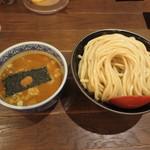 三田製麺所 北新地店 - つけ麺(大) 730円