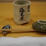 寿司 海老原 - 1000えん『ランチ海鮮丼』2014.10