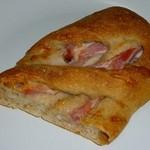 BRIXTON - グリエルチーズとベーコンのフーガス