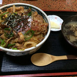 京華 - 焼肉丼