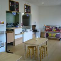 農家の茶屋 自然満喫倶楽部 - 店内の様子