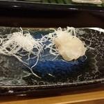 梅乃寿司 - 平目