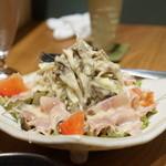 酒膳 蔵四季 - サラダ
