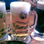 ババ・ガンプ・シュリンプ 東京 - 生ビール3種類