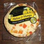 サロンド・テ・チーズ王国 - メロン&マンゴー