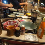 屋台 呑龍 - 厨房