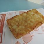 ファミリーマート - 料理写真:ハッシュドポテト