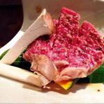 ユキアカリ - ワイン和牛