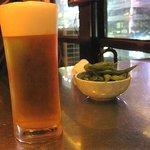 スタンド 太陽 - 生ビール