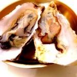 かき小屋フィーバー ザ・バル - 生でも、蒸しても、おいしい牡蠣