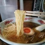 俺のイケ麺 - 鶏塩ラーメン500円