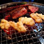 ユキアカリ - BBQスタイル