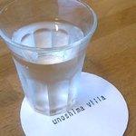 カフェ&ダイニング 海音 - お水