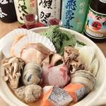浜一番屋 - 海鮮鍋