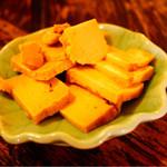 ししまる食堂 - 豆腐の味噌漬け