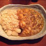 ルイズ - 果物の玄米カレー