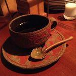 ルイズ - 縄文使用のコーヒーカップ