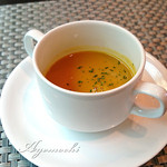 グラン・エトワール - Aセットのスープ