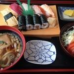 吉野寿司 - 料理写真:にぎり定食 750円