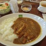 sara - 料理写真:サラ カレーセット