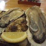 よってけふうちゃん - 生牡蠣