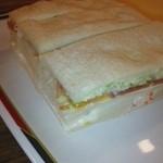 コンパル - 野菜サンド