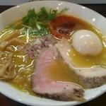 32247706 - 鶏白湯(塩) 800円+味玉