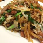 紅虎家常菜(DELI) - レバニラ炒め(760円)