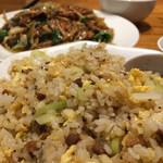 紅虎家常菜(DELI) - チャーハンセット(450円)