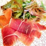 プルミエ - ランチの前菜