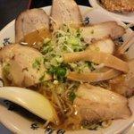 ありがとうラーメン - 野菜味噌ラーメン(こってり)