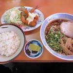 餃子館 - 日替わりランチ 770円