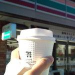 セブンイレブン - ドリンク写真:ほっとコーヒーGET☆