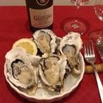 ワイン食堂 がっと - 旬の厳選国内産生牡蠣