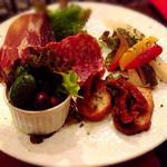 イタリアン酒場エイト・ノース - 前菜3種盛り