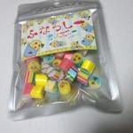 キャンディ ショウ タイム 横浜赤レンガ倉庫 - ふなっしーきゃんでぃ <税込>560円 ②