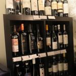 六本木 肉とワイン Uchibito - 小さなワイン部屋